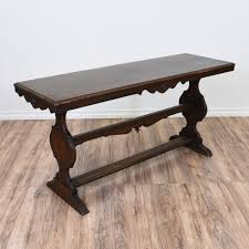 how long is a standard sofa sofa colonial style sofas end table decor farm style console table