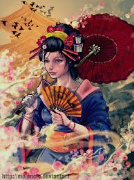 all aurra geisha design picture and ideas