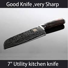 Damascus Steel Kitchen Knives Ld Brand 7