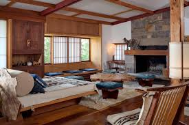 Villa Interior by George Nakashima House Studio And Workshop World Monuments Fund