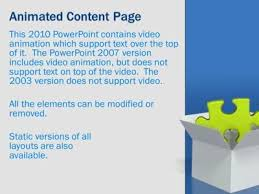 element layout template is not supported presenter media powerpoint templates 3d animations and clipart