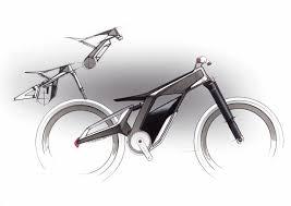audi e bike wörthersee concept car body design