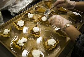 free thanksgiving dinners being served in bay city mlive