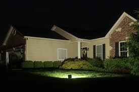 Led Landscape Flood Light 50 Watt Led Flood Light Fixture Low Profile 4 000 Lumens Led