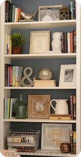 how to decorate a bookshelf while these items aren t necessarily what would go with your decor