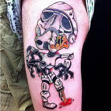 tattoo ideas zombie cute zombie trooper star wars tattoo best tattoo ideas gallery