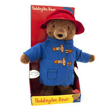paddington bear movie talking soft toy 20 00 hamleys