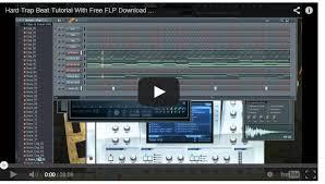 tutorial fl studio download fl studio trap beat tutorial with free flp download fl beat tutorials