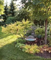 tangletown gardens owner dean engelmann shows off his home garden