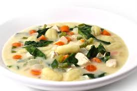 olive garden chicken gnocchi soup made skinny with weight watchers