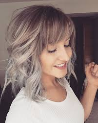 pictures of ombre hair on bob length haur balayage ombre grey hair gray ombre hair color trend for dark hair