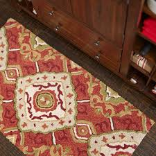 cloud step diamond spice memory foam rug pier 1 imports