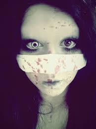 basic easy creepy nurse halloween nurse make up youtube