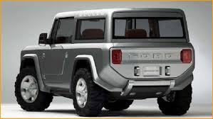 ford bronco concept 2015 ford bronco price point image 235