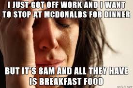 Third Shift Meme - third shift problems meme guy