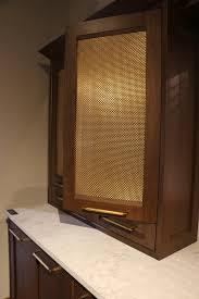 Cabinet Door Mesh Inserts Metal Cabinet Door Inserts 3 Decorative Metal Mesh Cabinet Door