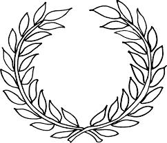 laurel wreath clipart free download clip art free clip art