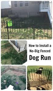 Can You Bury Animals In Your Backyard A Solution To Fence That Is Raised Or That A Dog Digs Around I