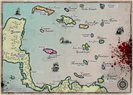 Martinique Map Guide Sea Dogs To Each His Own Worldmap Improvisation