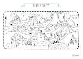 dessin chambre supérieur dessin chambre d enfant 5 coloriage sur la route momes