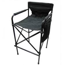Tall Director Chairs Telescopic Tall Directors Chair Folding Directors Chair Camping