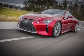 lexus lf lc performance 2017 lc 500 with 467hp is the most dynamic lexus since the lfa 51