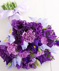 flowers for weddings purple flowers for weddings on a budget budget brides guide a