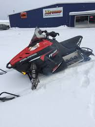 polaris snowmobile 2011 polaris 800 rush es retro snowmobiles chippewa falls