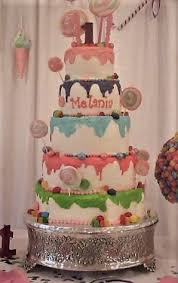candyland birthday cake cakes by