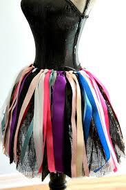 ribbon tutu how to make a ribbon tutu tutorial no sew ribbon tutu diy