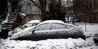 Way To Winter 7 Tips To Help You Survive Winter Driving Driving