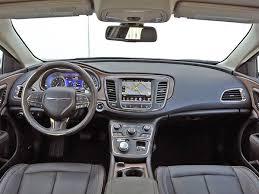 2015 Chrysler 200 Interior 2017 Chrysler 200 Buyer U0027s Guide Kelley Blue Book