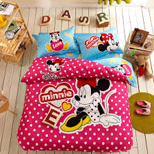 Mickey And Minnie Comforter Minnie Mouse Bedding Set Ebeddingsets