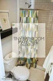 Bathroom Shower Ideas On A Budget Small Rental Bathroom Makeover Ideas Not A Passing Fancy Blog