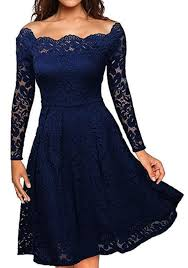 blue lace dress royal blue lace pleated hollow out shoulder sleeve party