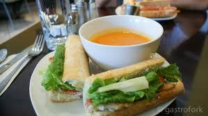 Chez Meme - chez meme baguette bistro gastrofork vancouver food and travel