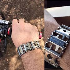 leatherman steel tool bracelet images Leatherman tread multi tool bracelet life is better with this jpg