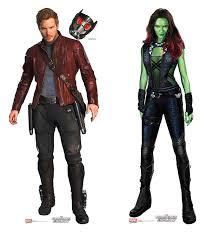 Gamora Costume Star Lord Y Gamora Algo Más Que Amigos En Guardianes De La