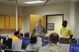Service Desk Officer 690th Nss Tests New Service Desk App Joint Base San