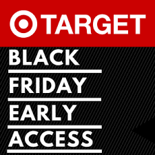 target early access to black friday sale