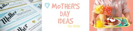 mothers day craft ideas for children