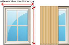 Installing Window Blinds Outside Mount How To Measure