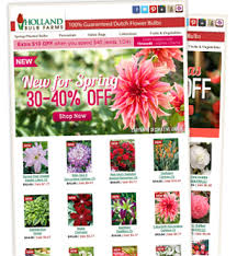 holland bulb farms catalog request