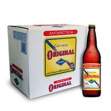 Preferidos Cerveja Antarctica Original 600ml Caixa Com 12 Unidades - Empório  &VQ15