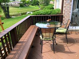 deck design ideas by archadeck of chicagoland u2013 outdoor living