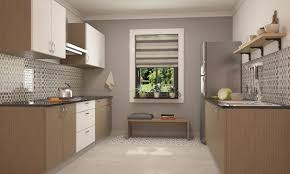 parallel kitchen design parallel kitchen cabinets from mygubbi