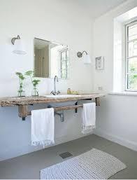 Wood Bathroom Vanity by Best 25 Reclaimed Wood Bathroom Vanity Ideas On Pinterest