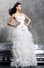 wedding dresses 2010 summer wedding dress by jovani 2010