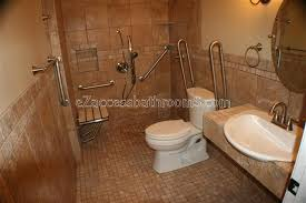 Handicap Bathroom Design Ideas - Bathroom designs for handicapped