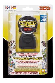 datel action replay power saves nintendo 2ds 3ds xl 3ds 3ds